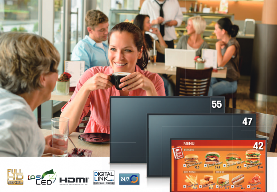 We offer premium digital display products that will surpass your expectations